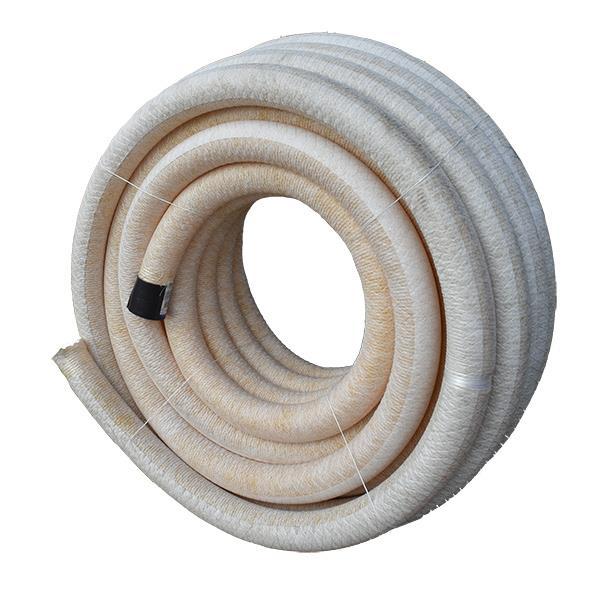 Rura drenarska PVC 160 z otuliną z geowłókniny - zwój 25 m